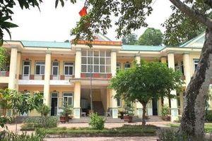 Nghệ An: Chủ tịch xã 'mất tích' sau khi nộp đơn từ chức