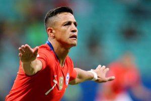 Vừa ghi bàn giúp Chile vượt vòng bảng, 'Sao xịt' M.U dính chấn thương có thể nghỉ hết giải