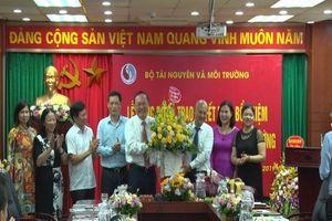 Thứ trưởng Lê Công Thành thăm, chúc mừng các cơ quan báo chí, truyền thông ngành TN&MT