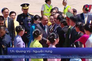 Thủ tướng bắt đầu tham dự Hội nghị Cấp cao ASEAN lần thứ 34