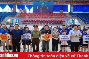 Gần 290 VĐV tham dự Giải bóng bàn TP Thanh Hóa mở rộng lần thứ 15