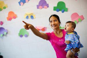 Operation Smile Việt Nam phẫu thuật nụ cười miễn phí tháng 6 tại Thái Nguyên