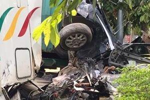 Khởi tố tài xế container gây tông 5 người tử vong ở Tây Ninh