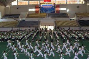 Hơn 500 học sinh tham gia ngày Olympic trẻ em tại Hà Nội