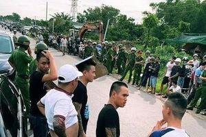 Xác định được 10 đối tượng trực tiếp vây chặn xe chở công an ở Đồng Nai