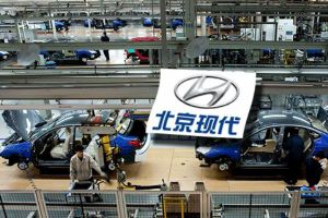 Các công ty Hàn Quốc ồ ạt rút khỏi Trung Quốc