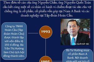 Chủ tịch Nam A Bank tuyên bố sẽ từ nhiệm để giải quyết tranh chấp tài sản gia đình