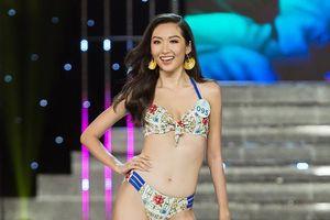 Thí sinh Miss World Việt Nam nóng bỏng với bikini