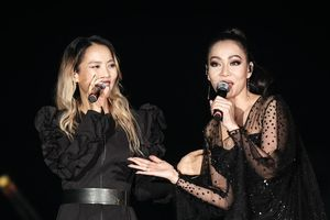 Màn song ca gây tranh cãi của Thu Minh và Kim So Hyang