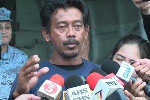 Báo Philippines cảm ơn người bạn Việt Nam cứu tàu cá bị đâm chìm