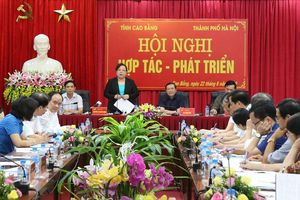 Hà Nội - Cao Bằng: Nhiều tiềm năng hợp tác trong phát triển du lịch, thương mại