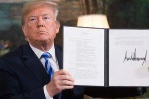 Mỹ quyết dồn Iran đến chân tường