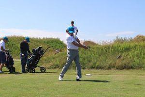 Hào hứng giải golf 'Việt Nam và những người bạn' tại LB Nga