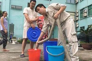 Khốn khổ vì thiếu nước sạch