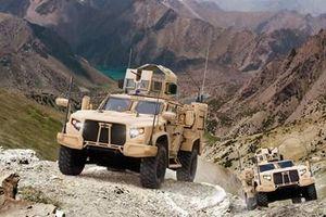 Lục quân Mỹ sớm nhận đầy đủ xe chiến thuật hỗn hợp hạng nhẹ mới