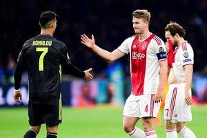 Juve bất ngờ sở hữu 'viên ngọc' De Ligt