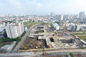 Dự án Raemian Galaxy City xây dựng khi chưa được cấp phép