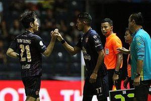 Vòng 15 Thai League: Buriram thắng đậm Chiangmai, Xuân Trường 'liên tục' bị bỏ rơi