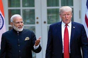 Mỹ hướng tới tăng cường quan hệ chiến lược với Ấn Độ