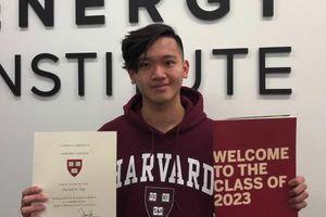 Từ vô gia cư trở thành sinh viên Harvard