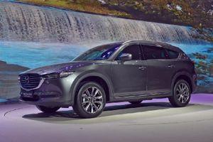 Mazda CX8 chính thức ra mắt với 3 phiên bản