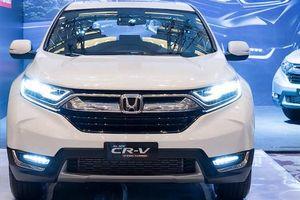 Honda lên tiếng về lỗi phanh trên mẫu xe Honda CR-V