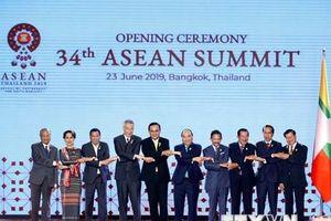 Phiên họp hẹp Hội nghị Cấp cao ASEAN 34 bàn các vấn đề trong khu vực