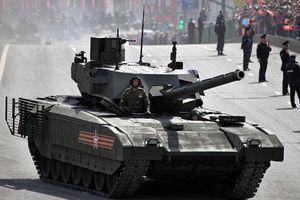 Vì sao T-14 Armata chưa thực chiến vẫn được bầu tốt nhất thế giới?