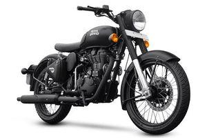 Chi tiết môtô đậm chất cổ điển, dung tích xi lanh 499cc, giá 125 triệu