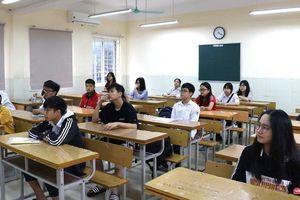 Trường học xuống cấp, hơn 200 học sinh phải chuyển địa điểm thi