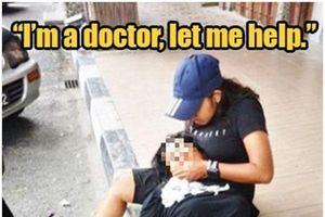 Lời nói dối cứu người của nữ sinh viên y khoa
