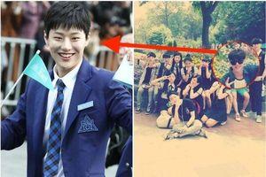 Cư dân mạng thích thú khi tìm được bức ảnh lớp quy tụ không chỉ 1 mà tận 5 Idol nam trước khi debut