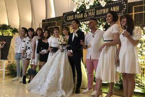 Đám cưới Cris Phan và Mai Quỳnh Anh: PewPew công khai bạn gái, Misthy xuất hiện nhí nhảnh