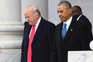 Bất ngờ đảo ngược quyết định tấn công Iran, TT Trump bị chỉ trích 'giống Obama'