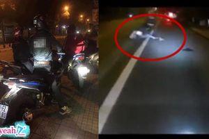 Xe Exciter phóng tốc độ 'bàn thờ' đâm 3 người đi bộ qua đường thương vong rồi bỏ trốn
