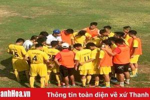 U17 Thanh Hóa giành vé tham dự vòng chung kết giải vô địch bóng đá U17 quốc gia 2019
