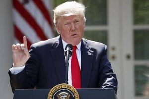 Ông Trump tuyên bố áp lệnh trừng phạt mới lên Iran