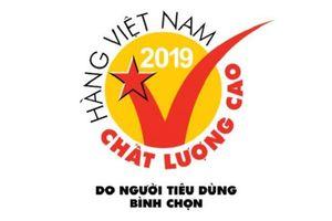 Danh sách 542 doanh nghiệp Hàng Việt Nam chất lượng cao 2019
