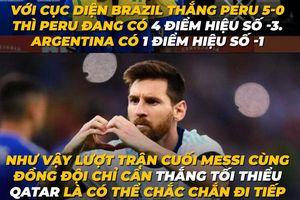 Biếm họa 24h: Firmino và trào lưu 'sút không nhìn', Brazil cứu Messi