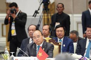 Thủ tướng: ASEAN cần ưu tiên hàng đầu cho củng cố đoàn kết