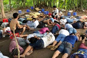 Bộ Công an vây bắt hơn 30 đối tượng đá gà tại Vĩnh Long