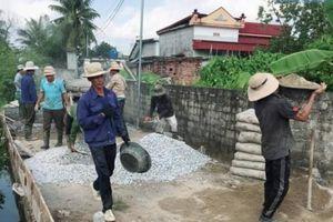 Quê nghèo đổi thay nhờ nông thôn mới