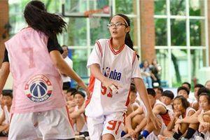 Việt Nam lần đầu có đại diện dự Chương trình tuyển chọn tài năng bóng rổ trẻ thế giới