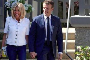 Đệ nhất phu nhân Pháp mở lòng về hôn nhân với chồng trẻ