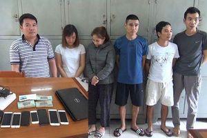 Thanh Hóa: Triệt phá đường dây cờ bạc gần 30 tỷ đồng
