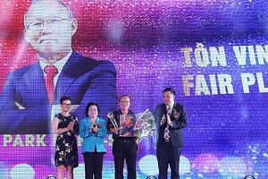 Vinh danh Fair Play và hiệu ứng Park Hang-seo
