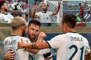 Argentina thoát cửa tử, Messi tiếp tục giấc mơ vô địch