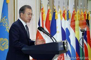 Ông Moon: Sẽ ngăn 'cuộc chiến khác' trên bán đảo Triều Tiên