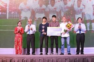U-19 Việt Nam hai năm liên tiếp giành giải Fair Play
