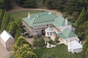 Khối bất động sản xa xỉ của 'thiên nga Australia' Nicole Kidman